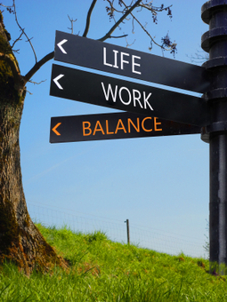 Work-life Balance - It's an Inside Job | Business Management | Scoop.it