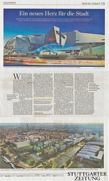 « La ville de l'avenir – l'avenir de la ville », c'est le titre de l'article du... | La vie à Lyon | Scoop.it