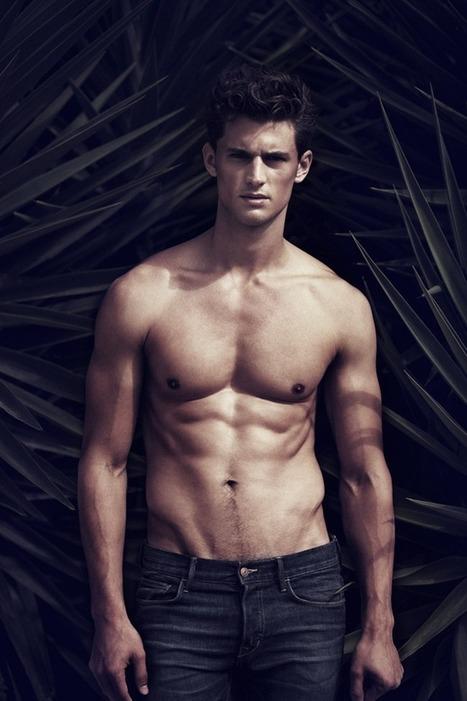 Garrett Neff by Joel Rhodin | top male models | Scoop.it