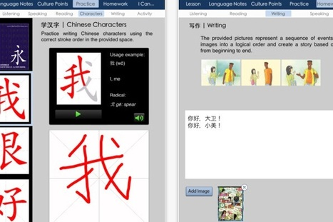 A new way for kids to learn Chinese: Discovering Chinese iPad App ... | smart- learning | Scoop.it