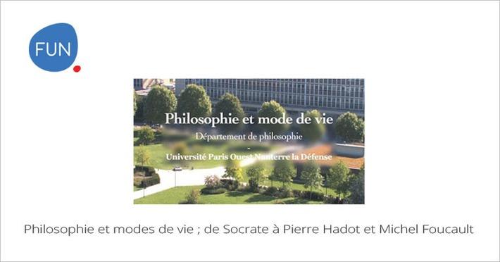 Le MOOC Philosophie et modes de vie... C'est parti ! | MOOC Francophone | Scoop.it