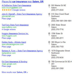 Local SEO Best Practices for Ranking in Google Places | Optometry Web Presence | Scoop.it