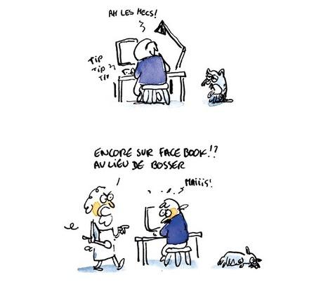 Tu mourras moins bête | AMCSTI 2012 | Scoop.it