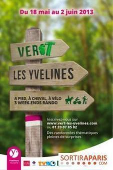 Vert les Yvelines, week-end à vélo | Développement durable et tourisme | Scoop.it
