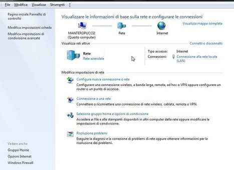 Windows 7 condivisione file per Windows XP - Generazione2000 | filesharing | Scoop.it