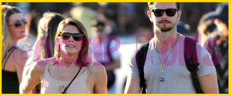 Ashley Greene Gets Lovey Dovey At Coachella | Celebrity Gossip | Scoop.it