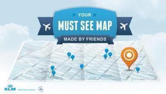 Une carte de voyage créée à partir des recommandations de ses amis sur les réseaux sociaux | marques & social media | Scoop.it