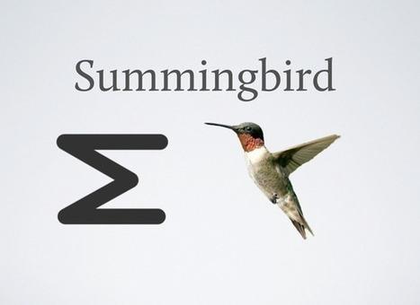 Twitter open sources Storm-Hadoop hybrid called Summingbird | EEDSP | Scoop.it