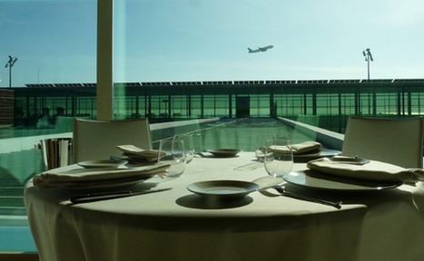 The World's Best Restaurants in The Airport   Travel Around The World   Scoop.it