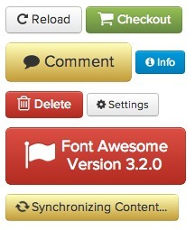 Font Awesome, the iconic font designed for Bootstrap | Design Resource | Scoop.it