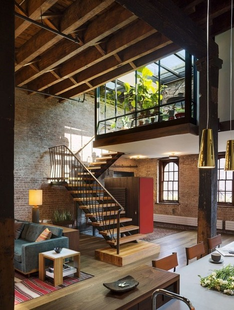 Old & New York Loft | retail | Scoop.it