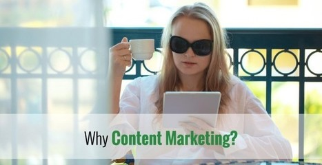 Why content marketing instead of social media marketing | Digital Marketing Information and Trends | Scoop.it