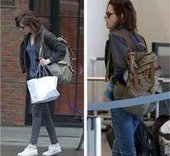 Kristen classic style in daypack | personalized canvas messenger bags and backpack | Scoop.it