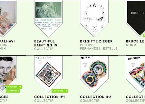 Art, Book, Magazine - Art-oriented digital bookstore - application gratuite disponible sur iPad fr/en | Digital #MediaArt(s) Numérique(s) | Scoop.it