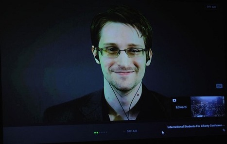 Quand le Parlement Européen prend la défense d'Edward Snowden | Tout le web | Scoop.it