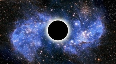 Goodbye Big Bang, Hello Black Hole? A New Theory of the Universe's Creation | Energy Health | Scoop.it