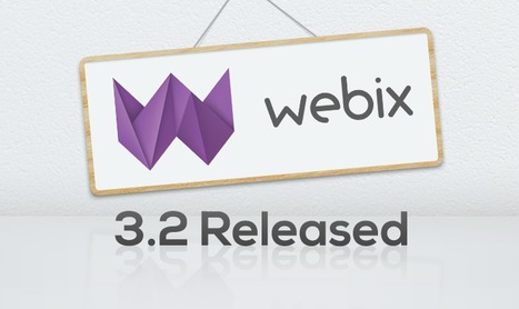 Release Webix 3.2: SpreadSheet Widget, Rangechart and New Widgets Features | Web Development and Software Testing | Scoop.it