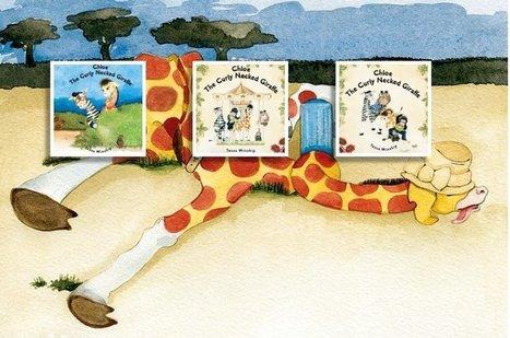 Chloe the curly necked giraffe | Tessa Winship.com Author Chloe the curly necked giraffe | Scoop.it