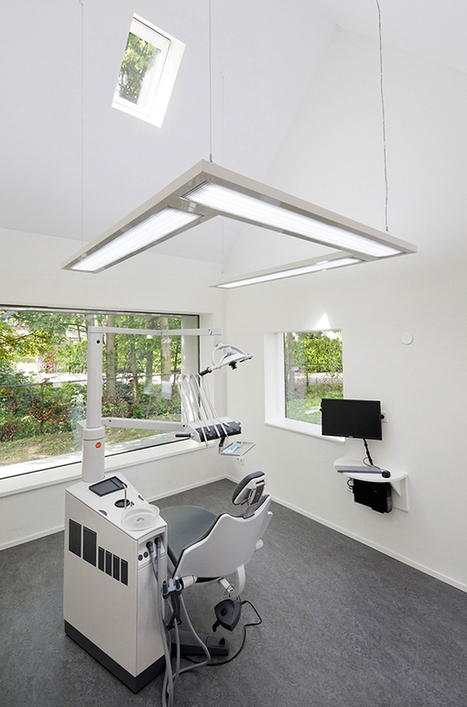 Neat and Welcoming Dental Clinic in the Netherlands | Designer | Scoop.it