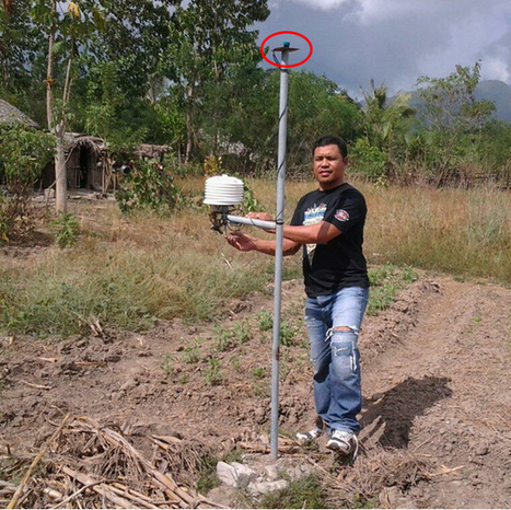 Facebook helps solve weather station mystery in Timor-Leste | SJC Science | Scoop.it