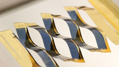 The Next Generation Of Solar Panels May Be Inspired By Ancient Japanese Papercraft | Smart devices and technology solutions | Scoop.it