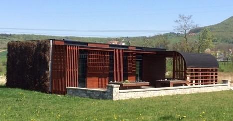 Des maisons conçues grâce à un outil numérique innovant en Alsace ! - FrenchTech Alsace   Alsace Créative   Scoop.it
