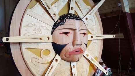 Carver brings new life to traditional First Nations wood | First Nations | Scoop.it