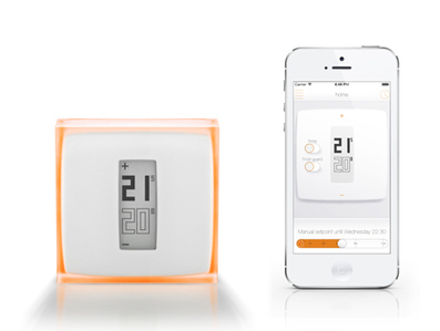 Thermostat controlled using a smartphone | Art, Design & Technology | Scoop.it
