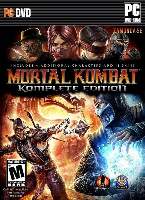 MORTAL KOMBAT Komplete Edition Repack PC Game – Free Download PC and Android Games | Review Game | Scoop.it