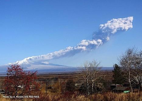 Activité volcanique du week-end. | Autour des volcans | Scoop.it