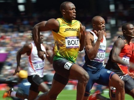 JO/Athlétisme: Usain Bolt et Yohan Blake, le choc sur 100 m | scoop bathel | Scoop.it