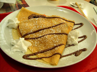 The Inimitable Crepes – A Wonderful Addition to any Meal | Just Chocolate!!! | Scoop.it