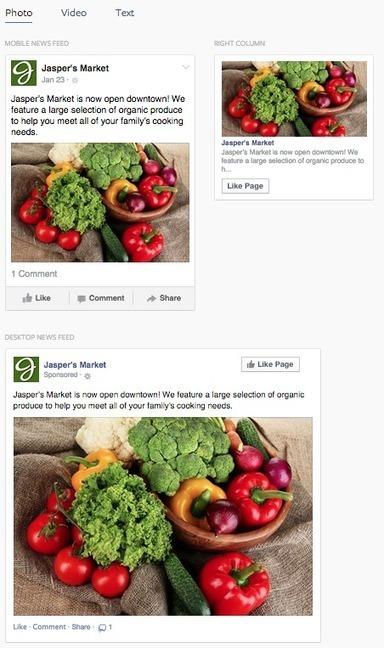 Guide des annonces Facebook : nouvelle version | Agence BWA - Veille | Scoop.it