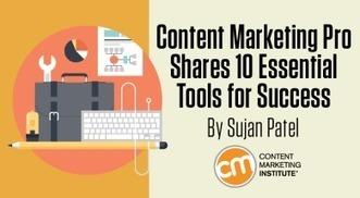 10 Essential Tools for Content Marketing Success   Digital for Pharma   Scoop.it