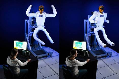 Nasa gives its space-faring robot assistant a pair of legs | Robolution Capital | Scoop.it