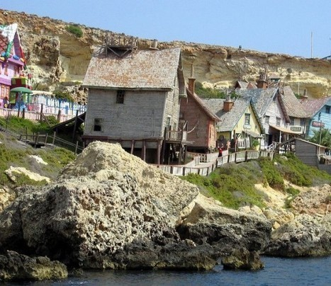 Popeye's Village in Real Life   Strange days indeed...   Scoop.it