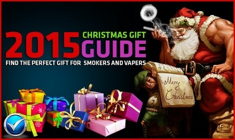 Christmas 2015 Vaping Gift Guide | Topics We Found Useful & Interesting | Scoop.it