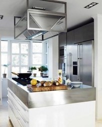 The Different Countertop Designs for Your Kitchen | TheSwingin.com | The Different Countertop Designs for Your Kitchen | Scoop.it