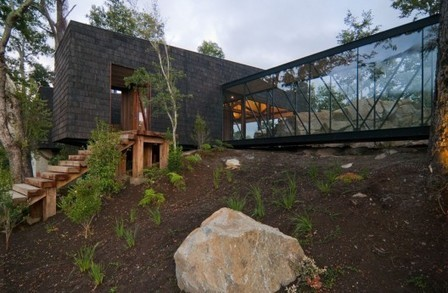 Ranco House / elton+léniz arquitectos asociados | Idées d'Architecture | Scoop.it
