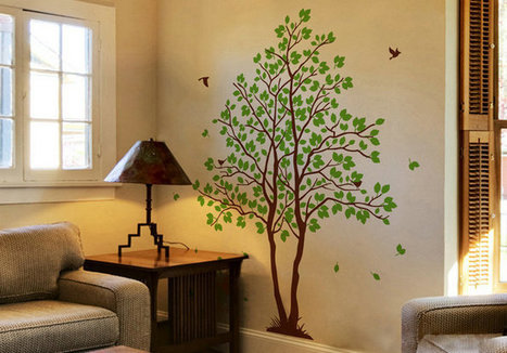 Wall art stickers,Wall decals/murals Removable&Cheap&UK-abcstickers | wall stickers | Scoop.it