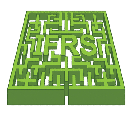Converting to IFRS can feel like a navigating a labyrinth - Financial Director | IFRS & VAS | Scoop.it