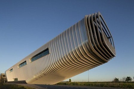 [Zaanstad, The_Netherlands] Wilo / Benthem Crouwel Architects | The Architecture of the City | Scoop.it