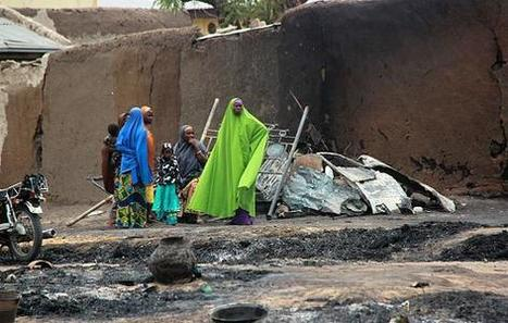 Terror in Nigeria: Boko-Haram-Massaker im Nordosten Nigerias - 2.000 Tote - Ausland   Salvetat Durable   Scoop.it