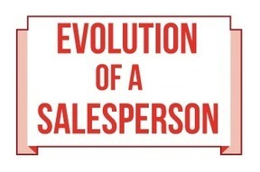 Infographic: Evolution of a Salesperson - Marketing Technology Blog | Social Media,  a Tool to Increase Sales | Scoop.it