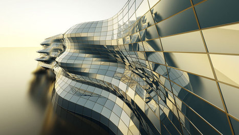 5 artists inspired by modern architecture - The Next Web | Architecture | Scoop.it