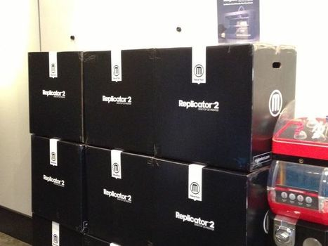 Something Interesting Is Going Down At MakerBot | 3D Printing in Manufacturing Today | Scoop.it
