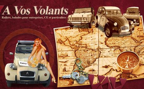 Rallye découverte 2cv | Voyages et Gastronomie depuis la Bretagne vers d'autres terroirs | Scoop.it