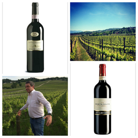 A Visit to Caprai Vineyard in Montefalco | Lemonade 25 | Gusto Wine Tours - Umbria | Scoop.it