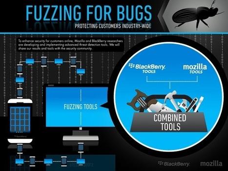 Mozilla et BlackBerry se serrent les coudes dans la sécurité | Libertés Numériques | Scoop.it