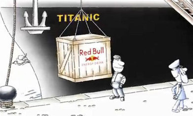 Red Bull's Titanic ad could face investigation after 110 complaints - The Guardian | Customer Care | Scoop.it